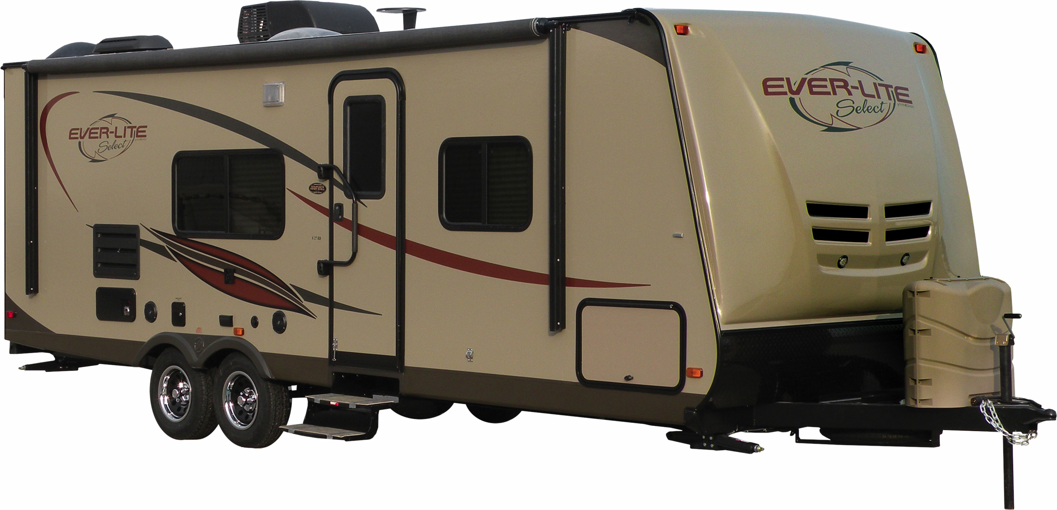 Conventional Travel Trailer